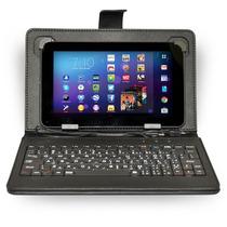 Funda Con Teclado Micro Usd Para Tablet 7 Pulgadas Oferta