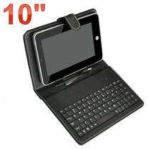 Funda Tablet Pc 10 Estuche Con Teclado Ebook Apad Usb