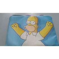 Funda Tablet 7 Homero Simpson Con Cierre Famanet Ballester