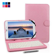 Funda Con Teclado Para Tablet Pc 10.1 Universal Android