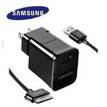 Cargador + Cable Usb Samsung Galaxy Tab 2 3 Note 8 Original