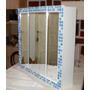 Botiquin Espejo Peinador Mueble Baño Wengue