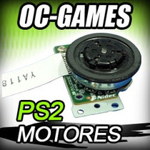 Motor Ps2 Central O Lateral Original Nidec! Colocado Acto!
