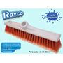 Cepillo Maquinaria Lava Enjuaga Reforzado Royco