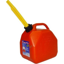 Bidon Para Combustible Scepter 25lts C/ Pico Vertedor Canada