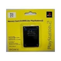 Memory Card Ps2 64mb!!!
