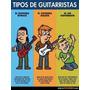 Clases De Guitarra Y Bajo/ /a Domicilio