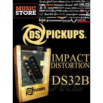 Microfonos Ds Pickups Impact Distortion Ds32b Nuevos!!
