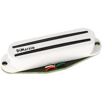 Micrófono Dimarzio Dp182 Fast Track 2 Blanco Nuevo Garantía