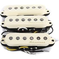 Fender Vintage Noiseless Set Microfonos Stratocaster (set X3