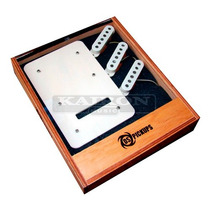 Ds Pickups Plate Bucker Ds2 Microfonos Simples Cancela Ruido