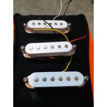 Set De Microfonos Para Guitarra Electrica Single Coil