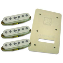 Set Microfonos + Cancela Ruidos Ds Pickups Ds2 Plate Bucker