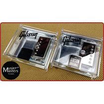 Set Pastillas Gibson Clasicc 57 Original Envio Sin Cargo