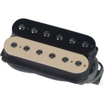 Gibson Accessories 498t Hot Alnico Pickup - Zebra, Bridge, 4