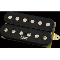 Microfono Ds Pickups Ah2 Bridge Humbucker Doble Bobina Ds34