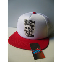 Gorras The Exploited Estampadas! Punk Rock Ramones Misfits