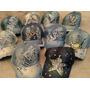 Caps De Jean Bordadas - Varios Modelos Cotillon Souvenir