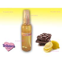 Perfume Fragancia Chocolate Limón Ropa, Hogar Y Autos 200 Ml
