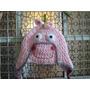 Gorro Hipopótamo / A - Crochet