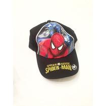 Gorra Con Visera Spiderman, Angry, Ben 10, Vengadores
