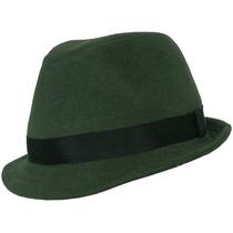 Sombrero Paño Dandy Compañia De Sombreros M413000-04 Inv Ubn