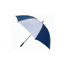Paraguas Tipo Golf Sistema Anti Viento Varios Colores