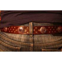 Cinturones De Cuero Western Country Nomadic Cuero