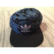 Gorra Vicera Snap Back Nike Adidas Originals Importadas