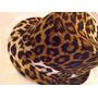 Sombrero Mujer Animal Print Nuevo Importado New York