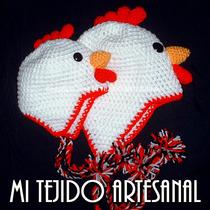 Gorros River Tejidos Al Crochet - Variedad De Diseños