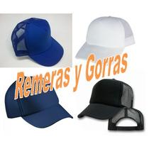 Gorras Trucker Camioneras P/ Bordar Estampar Sublimar