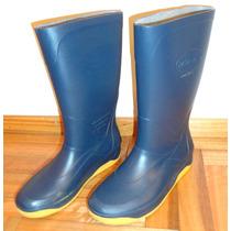 Botas De Lluvia! Talle 35 (calfor, Rain Day) Usadas, Buenas!