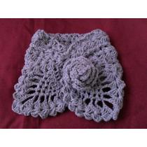 Bufanda Gatito Cuellito A Crochet Unicas En El Sitio