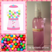 Perfume Chicle Fragancia Para Ropa, Hogar Y Autos 200 Ml