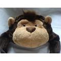Gorro Peluche Mono Abrigo-fiesta- Disfraz- T/universal