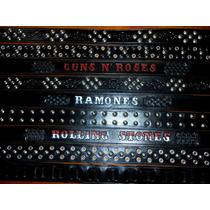 Cinturones De Cuero Grabados Personalizados