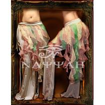 Pollera Bucles Para Danza Arabe -belly Dance-
