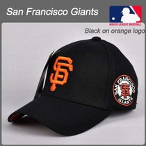 Gorra Visera Mlb San Francisco Giants 100% Flex Fit Baseball