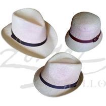Sombrero Verano - Modelo Dama, Australiano, Panama, Fedora