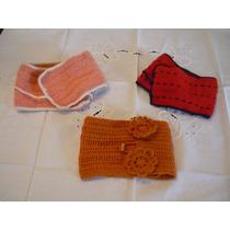 Cuellos Tejidos Al Crochet