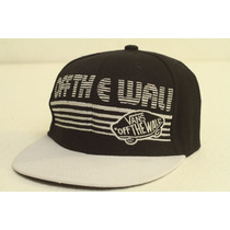 Gorra Plana Skate Fitted Ultimas Unid. Talles 7 1/4 Y 7 3/8