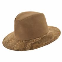Sombrero Australiano Cuero Compañia De Sombreros H514260-29