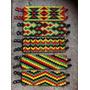 Pulseras Con Los Colores Rastas, Jamaiquinos