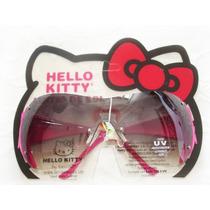 Kitty Lentes Anteojos De Sol Infantiles Filtro Uv 100% Real