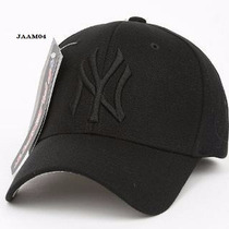 Gorra Visera Curva Mlb New York Yankees 100%flexfit Baseball