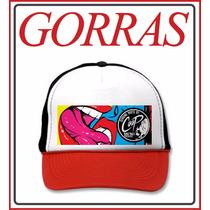 Gorras Viscera Plana Sublimadas Hot Rod Rockabilly Old Schoo