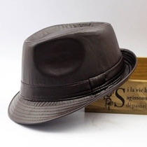 Sombrero Borsalino Cuero Eco Thomas, Miscellaneous By Caff