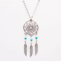 Collar Atrapasueños - Boho - Hippie - Accesorios Mujer