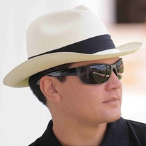 Sombrero Panama Montecristi Original